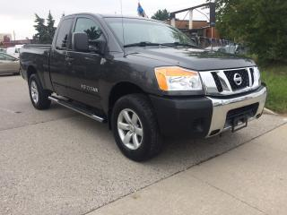 Used 2009 Nissan Titan SE,4X4,EXT,212K,$11400,SAFETY+3YEARS WARRANTY INLC for sale in Toronto, ON