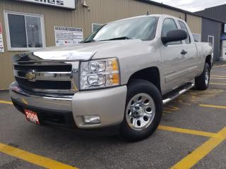 Used 2008 Chevrolet Silverado 1500 LT-SUPER CLEAN-LOW KM-TOW PKG for sale in Tilbury, ON