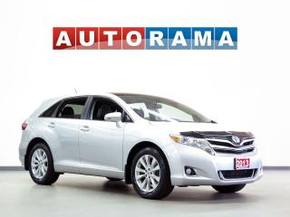 Used 2013 Toyota Venza LEATHER PANORAMIC SUNROOF 4WD BACKUP CAMERA for sale in Toronto, ON