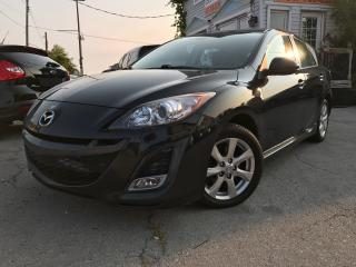 Used 2011 Mazda MAZDA3 GS|Hatchback|Alloys Wheels|Bluetooth|Low Mileage for sale in Burlington, ON
