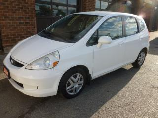 Used 2008 Honda Fit LX for sale in Weston, ON