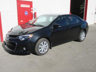 Used 2016 Toyota Corolla S for sale in Calgary, AB