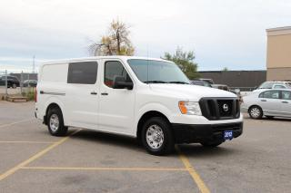 Used 2012 Nissan NV 1500 S for sale in Brampton, ON