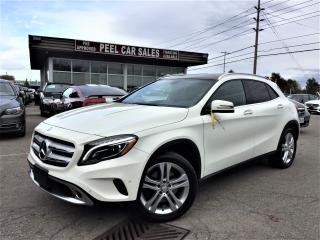 Used 2015 Mercedes-Benz GLA 250 |PANOROOF|NAVI|LED| for sale in Mississauga, ON