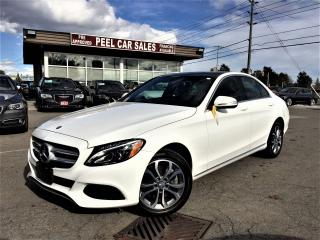 Used 2015 Mercedes-Benz C-Class C300|NAVI|PANOROOF| for sale in Mississauga, ON