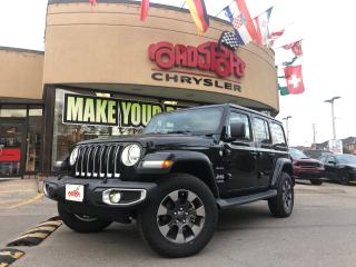 Used 2018 Jeep Wrangler Sahara for sale in Toronto, ON