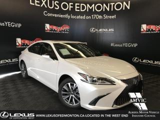 Used 2019 Lexus ES 350 DEMO UNIT - PREMIUM PACKAGE for sale in Edmonton, AB