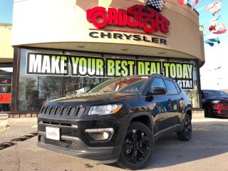 Used 2018 Jeep Compass Altitude 4X4 COLD WEATHER GROUP for sale in Toronto, ON