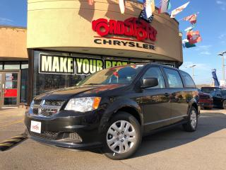 Used 2018 Dodge Grand Caravan Canada Value Package REAR CAM ROOF RACKS 7 PASS for sale in Toronto, ON