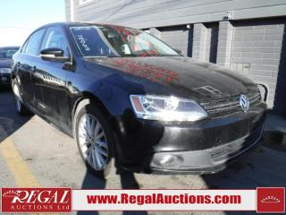 Used 2012 Volkswagen Jetta Highline 4D Sedan 2.5 AT FWD for sale in Calgary, AB