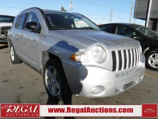 Used 2010 Jeep Compass Sport 4D Utility 2WD for sale in Calgary, AB