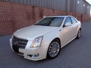 Used 2010 Cadillac CTS 3.6L - AWD - PERFORMANCE - NAVIGATION - PANO ROOF for sale in Toronto, ON