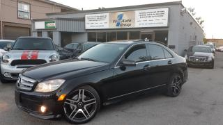 Used 2010 Mercedes-Benz C-Class C 250 for sale in Etobicoke, ON
