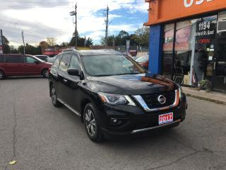 Used 2017 Nissan Pathfinder | 4x4 | 7 Pass SV for sale in London, ON