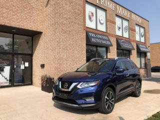 Used 2017 Nissan Rogue SL Platinum for sale in Concord, ON