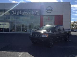 Used 2012 Nissan Titan Crew CAB 4WD SV CREW CAB 4WD CLEAN CARPROOF for sale in Belleville, ON