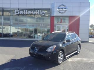 Used 2008 Nissan Rogue SL AWD LOCAL TRADE for sale in Belleville, ON