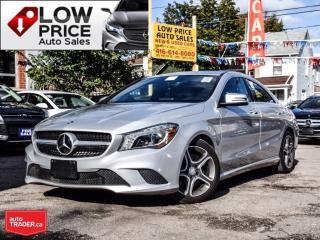 Used 2015 Mercedes-Benz CLA-Class AWD*Xenon*Navi*Camera*BlindSpot*FullOpti* for sale in Toronto, ON