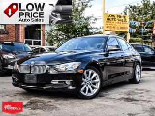 Used 2014 BMW 320i xDrive*Sunroof*Leather*HtdSeats*Bluetooth* for sale in Toronto, ON