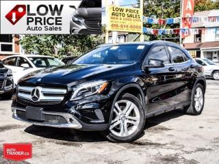 Used 2015 Mercedes-Benz GLA AWD*AMGPkg*Navi*PanoRoof*BlindSpot*FullOpti* for sale in Toronto, ON
