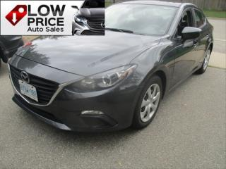 Used 2015 Mazda MAZDA3 GX*AllPowerOpti*HtdSeats*Camera*Bluetooth for sale in Toronto, ON