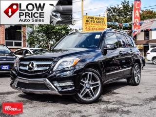 Used 2015 Mercedes-Benz GLK-Class Diesel*AMG*Navi*Camera*BlindSpot*MBWarr* for sale in Toronto, ON