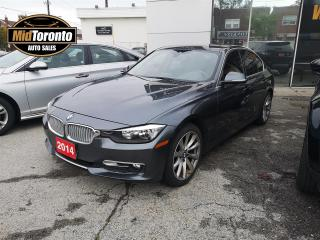 Used 2014 BMW 320i 320i | X-Drive | Modern Line | One Owner | No Accidents for sale in North York, ON