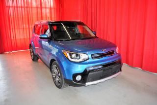 Used 2018 Kia Soul EX Tech | Moonroof | Navigation for sale in Listowel, ON