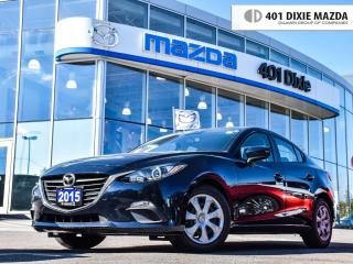 Used 2015 Mazda MAZDA3 Sport GX,1.9% FINANCE AVAILALBE, ONE OWNER, NO ACCIDENTS for sale in Mississauga, ON