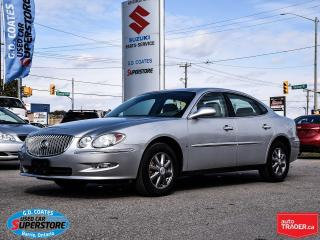 Used 2009 Buick Allure CX for sale in Barrie, ON