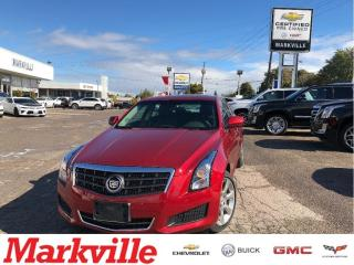 Used 2014 Cadillac ATS 2.0L Turbo for sale in Markham, ON