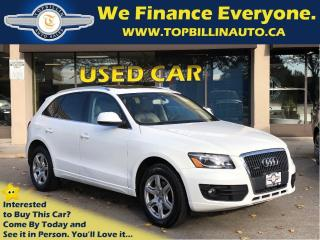 Used 2011 Audi Q5 2.0T Premium Plus, Panoramic Roof for sale in Vaughan, ON