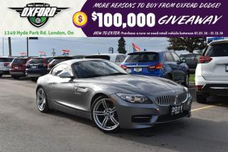 Used 2011 BMW Z4 sDrive35is - Owner loved and cared for this rare Z for sale in London, ON