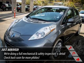Used 2015 Nissan Leaf S, Zero Emissions for sale in Port Moody, BC