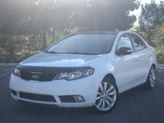 Used 2010 Kia Forte Leather|Sunroof|Financing Available for sale in Mississauga, ON