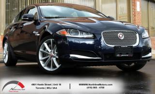 Used 2015 Jaguar XF 3.0 LUXURY|AWD|Navigation|Sunroof|Backup|Blind Spot for sale in Toronto, ON