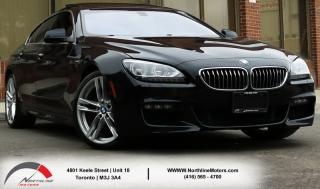 Used 2013 BMW 6 Series xDrive|Gran Coupe|Sunroof|Navigation|Night Vision Camera for sale in Toronto, ON