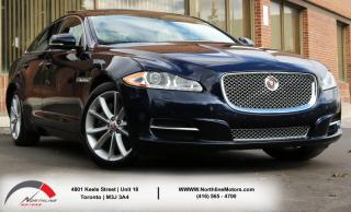 Used 2015 Jaguar XJ Premium Luxury|AWD|Navigation|Pano Roof|Backup|Massage Chair for sale in Toronto, ON