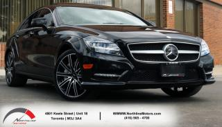 Used 2014 Mercedes-Benz CLS-Class CLS550|4MATIC|AMG|Navigation|Sunroof|Blind Spot|Drive Assist for sale in Toronto, ON