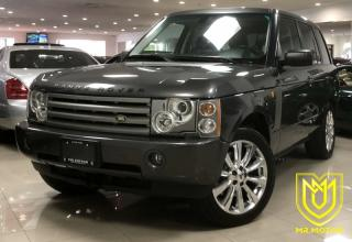 Used 2005 Land Rover Range Rover HSE for sale in North York, ON