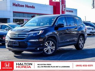 Used 2016 Honda Pilot EXL for sale in Burlington, ON