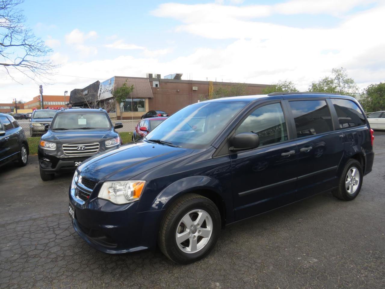 2013 Dodge Grand Caravan SE (SOLD)