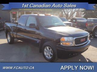 Used 2002 GMC Sierra 1500 Denali for sale in Edmonton, AB