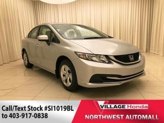 Used 2014 Honda Civic SEDAN LX for sale in Calgary, AB