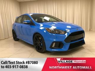 Used 2017 Ford Focus Hatchback RS for sale in Calgary, AB