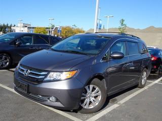 Used 2016 Honda Odyssey EX-L Navi.Honda Certified Exte for sale in Richmond, BC