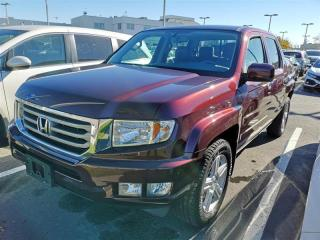 Used 2014 Honda Ridgeline TOURING for sale in Richmond, BC