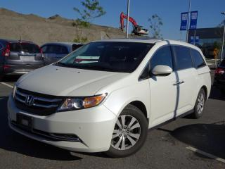 Used 2016 Honda Odyssey EX-L NAVI for sale in Richmond, BC