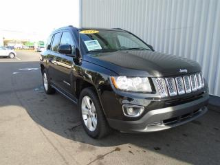 Used 2016 Jeep Compass HIGH ALTITUDE 4x4 for sale in Summerside, PE
