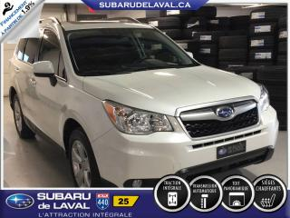 Used 2015 Subaru Forester 2.5i Touring Awd ** Toit ouvrant ** for sale in Laval, QC